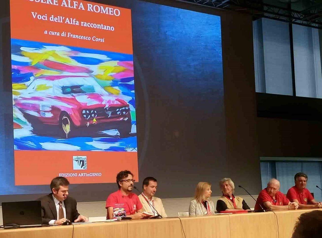 2016 Museo Storico di Arese - Essere Alfa Romeo